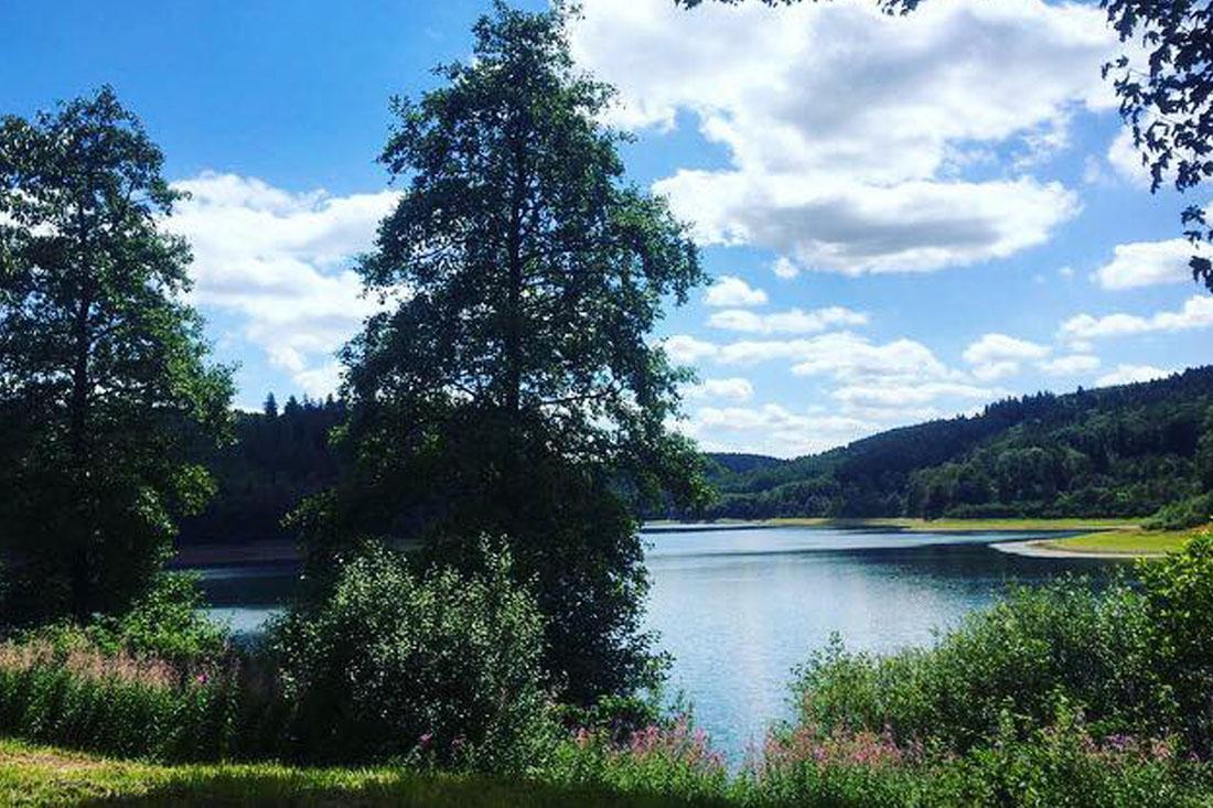 Stauseen und Talsperren im Sauerland